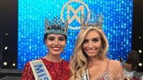 Sinh viên ngành khoa học thần kinh đăng quang Hoa hậu Mỹ 2017