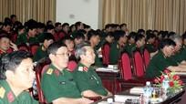Đảng ủy Quân khu 4 quán triệt Nghị quyết Trung ương 5 (khóa XII)