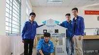 Sinh viên Việt Hàn lọt top dự án xuất sắc cuộc thi khởi nghiệp toàn quốc