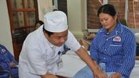 Bệnh viện Phục hồi Chức năng Nghệ An chú trọng nâng cao hiệu quả điều trị viêm khớp dạng thấp