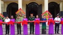 Khai mạc triển lãm 'Từ Tự Vệ Đỏ đến lực lượng vũ trang nhân dân Việt Nam'