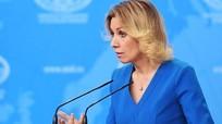Nga: Mỹ cung cấp chất độc hóa học vào Syria