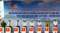 Nghệ An khởi công dự án cầu hơn 210 tỷ đồng qua sông Hiếu