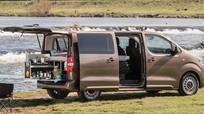Toyota Proace Verso, xe gia đình sang chảnh hơn Innova