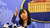 Việt Nam lên tiếng về Báo cáo tình hình tự do tôn giáo quốc tế của Mỹ