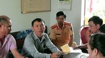 Yên Thành: Cưỡng chế thu hồi nợ thuế 18 hộ kinh doanh vận tải