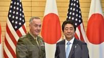 Thủ tướng Nhật Bản thảo luận với Tướng Mỹ về vấn đề Triều Tiên