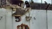 Bị can khoét tường trốn trại giam bị bắt lại trong xưởng gỗ