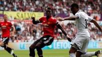 Đại thắng Swansea, M.U của Mourinho tái lập kỳ tích sau 110 năm