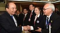 Thủ tướng Nguyễn Xuân Phúc gặp gỡ doanh nhân Việt kiều tại Thái Lan