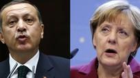 Berlin, Ankara đấu khẩu vì bầu cử ở Đức