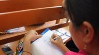Tương Dương: Khai giảng lớp chữ Thái Lai Pao