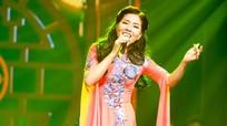 Cô gái Nghệ An gây ấn tượng tại đêm Chung kết Sao Mai Khu vực miền Bắc