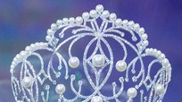 Cận cảnh chiếc vương miện gần 3 tỷ đồng của Tân hoa hậu Hoàn vũ Việt Nam