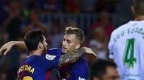 Tân binh tỏa sáng, Barca khởi đầu thuận lợi tại La Liga
