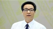 Phó Thủ tướng nói xem lại việc tựu trường trước, khai giảng sau