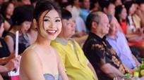 Đào Thị Hà rạng rỡ trên ghế nóng cuộc thi nhan sắc