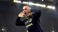 Rooney ghi bàn thứ hai liên tiếp, Man City chia điểm tại Etihad