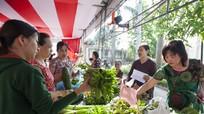 Hội thi Khu dân cư nói không với sản xuất thực phẩm bẩn