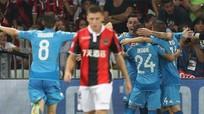 Thua ở vòng loại Champions League, đội của Balotelli phải xuống Europa League