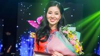 Nữ thí sinh duy nhất của Nghệ An lọt vào Chung kết Sao Mai 2017