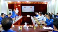 Hoạt động tình nguyện của sinh viên Nghệ An có ý nghĩa đặc biệt với nhân dân Lào