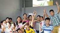 Học sinh Nghệ An náo nức tựu trường