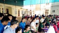 Thái Hòa: 1.200 tình nguyện viên tham gia ngày hội hiến máu