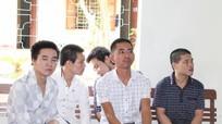 Hơn 10 năm tù giam cho nhóm chuyên trộm cắp tài sản liên huyện