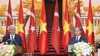 Việt Nam - Thổ Nhĩ Kỳ hướng tới kim ngạch thương mại 4 tỷ USD