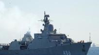 Việt Nam tiếp nhận tàu Gepard vũ khí mới
