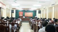 Thị xã Hoàng Mai quán triệt Nghị quyết Trung ương 5 (khóa XII)