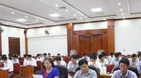 Đại học Vinh: Bình quân độ tuổi cán bộ, giảng viên là 35