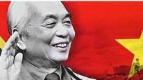 Bộ ảnh Đại tướng Võ Nguyên Giáp và những dấu mốc lịch sử