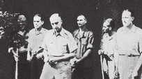 5 tướng bại trận dưới tay Đại tướng Võ Nguyên Giáp