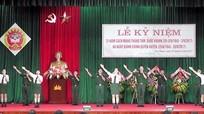 Yên Thành: Kỷ niệm 72 năm ngày giành chính quyền