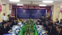 Đoàn Đại biểu Quốc hội Nghệ An thăm và làm việc tại Xiêng Khoảng (Lào)