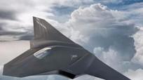 Mỹ phát triển phi cơ thay thế tiêm kích tàng hình F-22