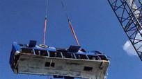 Nga: Xe buýt lao xuống biển làm 14 người thiệt mạng
