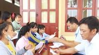 Nghệ An: Hơn 400 nông dân được DN giao dịch việc làm