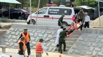 Diễn tập phòng chống thiên tai và cứu nạn ở cảng cá lớn nhất Nghệ An