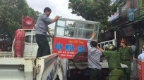 TP Vinh: Mạnh tay xử lý các điểm nóng tái lấn chiếm vỉa hè