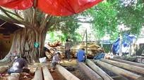 Người dân phố núi góp 1,5 tỷ đồng dựng đền thờ Uy Minh Vương Lý Nhật Quang