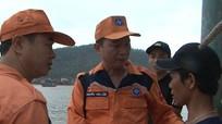 Đã cứu hộ 19 ngư dân và tàu cá Nghệ An gặp nạn trên biển