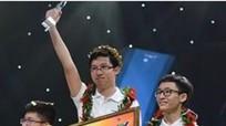'Cậu bé Google' vô địch Olympia