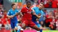 Liverpool nhấn chìm Arsenal tại Anfield