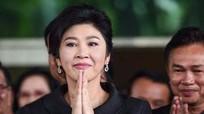 Thái Lan đề nghị Interpol giúp truy bắt cựu thủ tướng Yingluck
