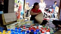Thuốc bảo vệ thực vật Trung Quốc tràn lan ở vùng biên giới