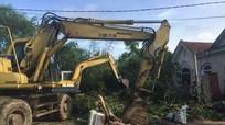 Thành phố Vinh: Cưỡng chế thu hồi đất xây dựng đường nối QL46