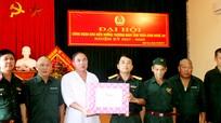 Quân khu 4 tặng quà Khu điều dưỡng thương binh tâm thần kinh Nghệ An